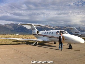 foto de Flight Levels Tail Tales: CJ1 N358K