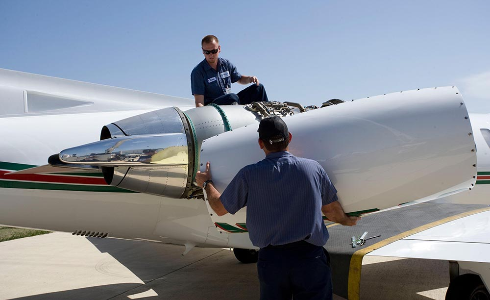 Flight Levels - Textron Aviation Strengthens Citation AOG Support in