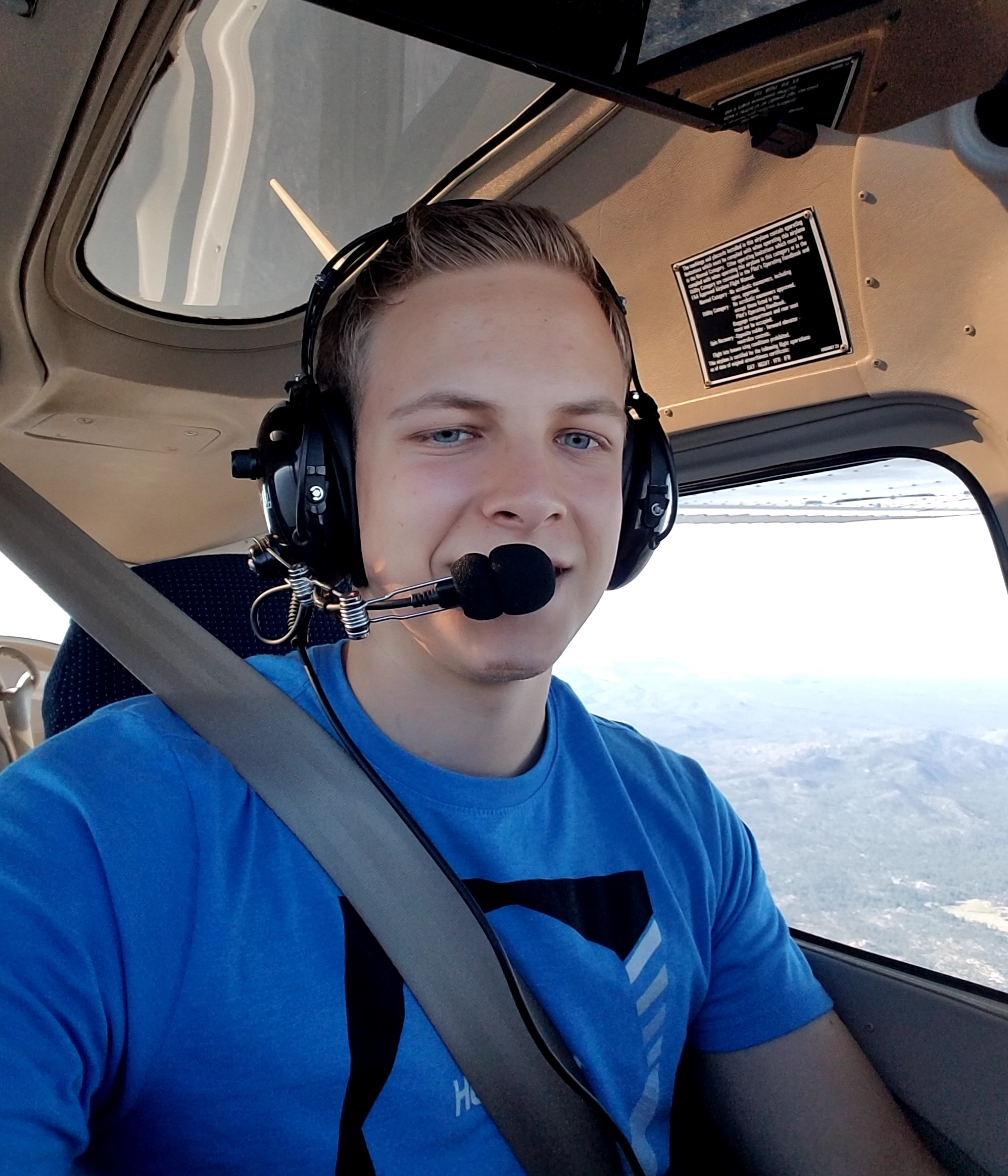 Flight Levels - CJP Scholar Updates: A Year in Review